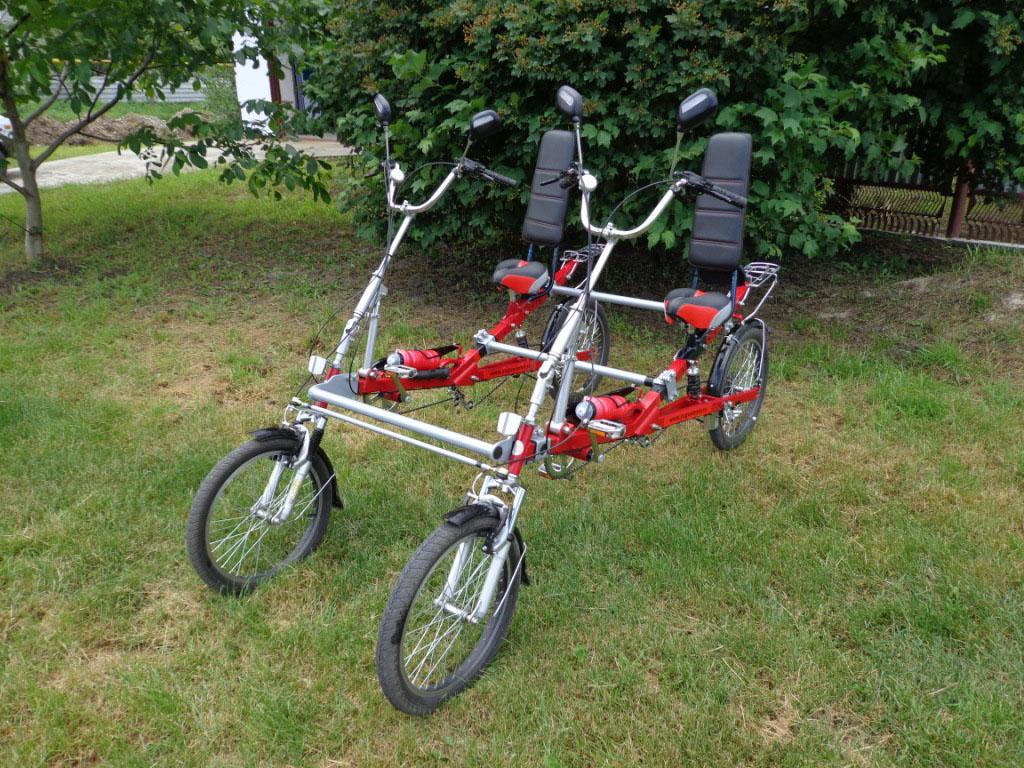 Велосипед взрослый на 3 колесах своими руками 39